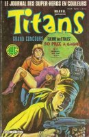 Grand Scan Titans n° 77